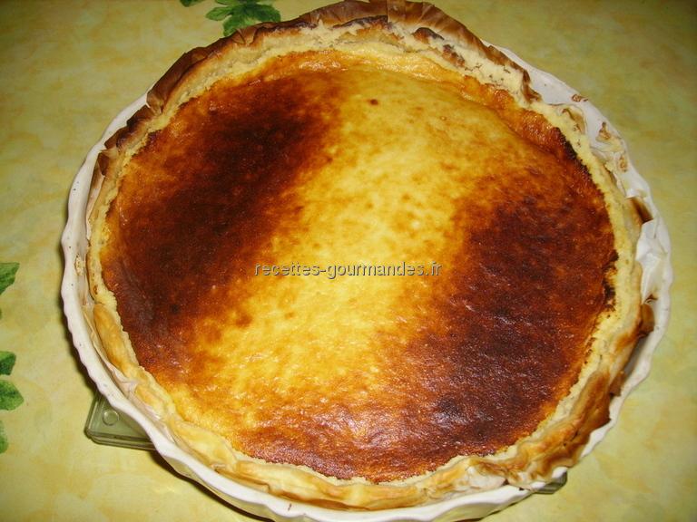 tarte au citron et mascarpone